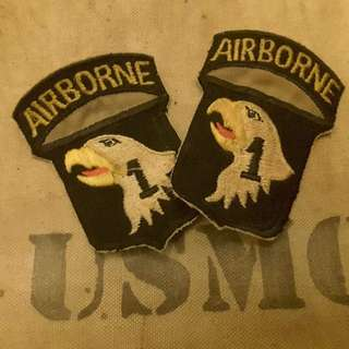 1st airborne cut edge us army