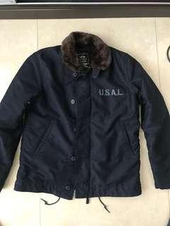 Alpha N-1 Deck jacket