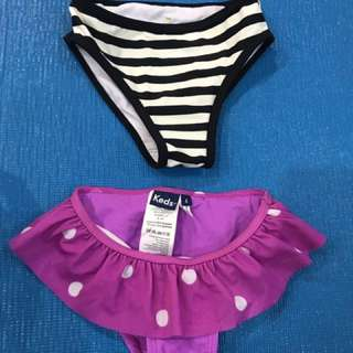 kate spade & keds bottom swimwear