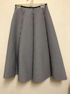 超顯瘦太空棉傘裙