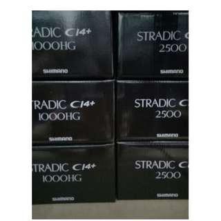 2016 STRADIC CI4+1000HG / 2500 Restock