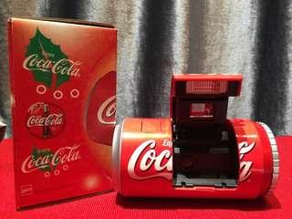 Coca Cola 35mm Film Camera 可口可樂 菲林相機 @ 1988
