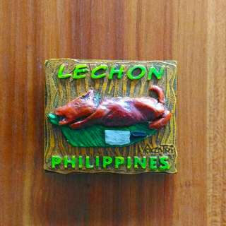 Cebu Lechon Ref Fridge Magnet