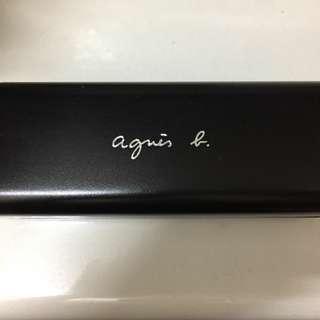Agnis b 眼鏡盒 可議價