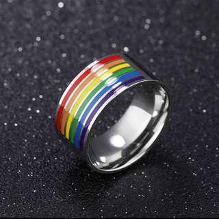 彩虹戒指 Rainbow Ring