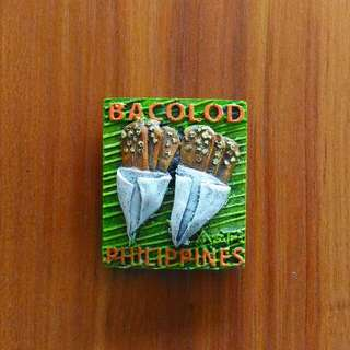 Bacolod Ref/ Fridge Magnet