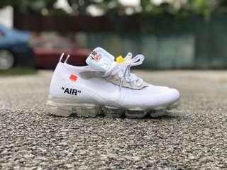 Nike Vapormax X Off White