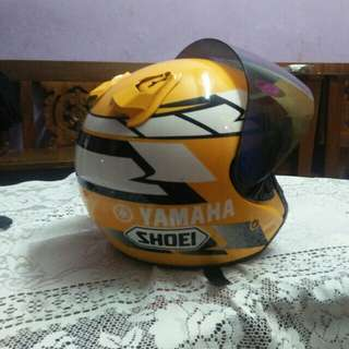 Helmet SHOEI factory