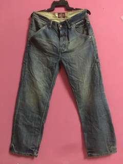 Super Dry Japan Workers Jeans Men