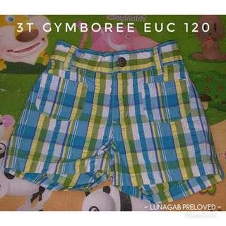 3t gymboree short