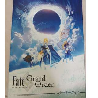 Official Fate Grand Order Starter Guide