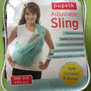 Pupsik sling baby carrier