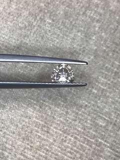 0.70ct 黃鑽石