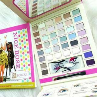 Eyeshadow Palette The Balm