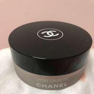 Chanel粉底