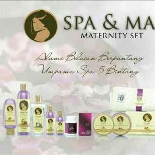 Spa & Ma Maternity Set