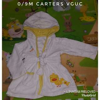 0/9m carters bathrobe