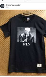 FIN Crafted Goods - Trump Tee