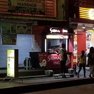 Siomai King Food Cart For Sale
