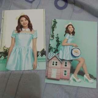 Twice postcard (twiceland)