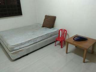 For Couple or females..Common bedroom for Rent  (Marsiling / Woodlands)