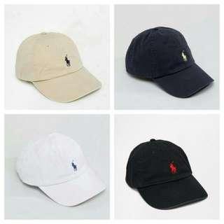 Polo Ralph Lauren Baseball Cap Hat Authentic
