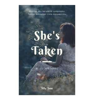Ebook She's Taken - Ally Jane