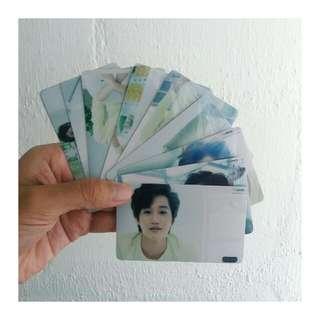 EXO Kai Sticker Photocard