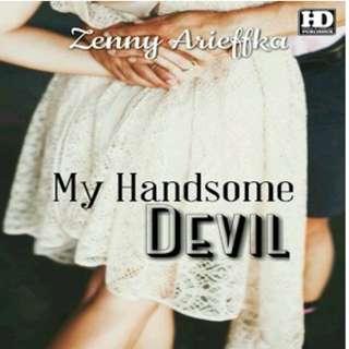 Ebook My Handsome Devil - Zenny Arieffka