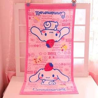 玉桂狗大毛巾120x60cm