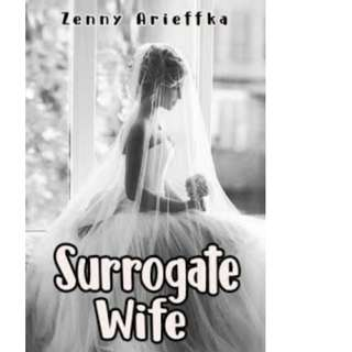 Ebook Surrogate Wife - Zenny Arieffka