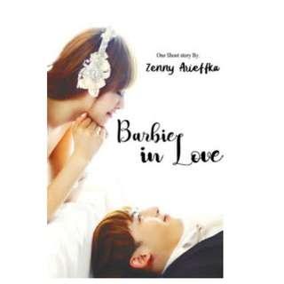Ebook Barbie in Love - Zenny Arieffka