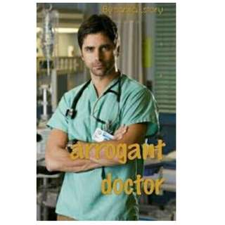 Ebook Arrogant Doctor - Sabila Septiani