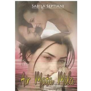 Ebook Air Mata Mila - Sabila Septiani