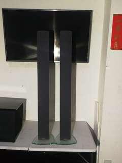 Definitely technology MYTHOS FIVE Stand Speaker