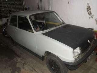 Renault 5TL tahun 1975