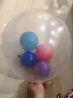 balloons in balloon*ready stock