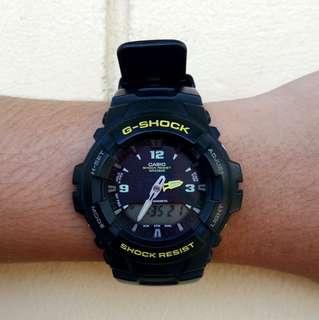 ORIG G-SHOCK G-100-9M