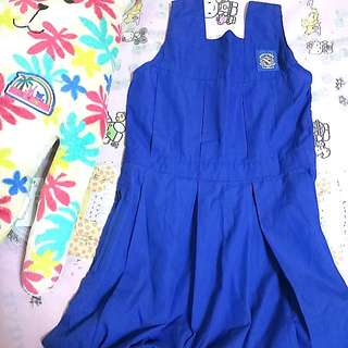 CHIJ Pinafore Uniform