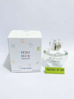 ETUDE HOUSE Petit Bijou Cotton Snow Eau de Toilette 30ml