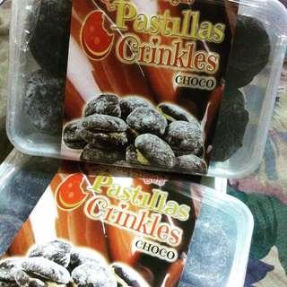 Pastillas Crinkles