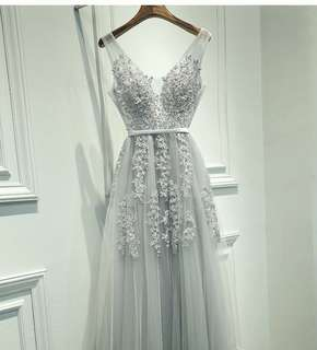 Prom Dress/ Formal Dress/ Wedding Dress- Size 4