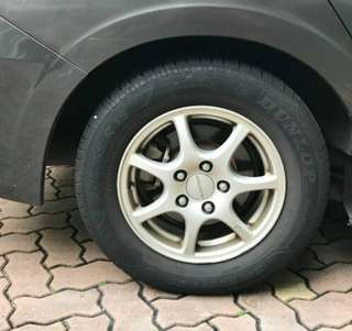 Rim original honda stream