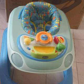 Original Chicco Baby Walker - Almost Brand New - Free Delivery