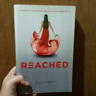 REACHED (Ally Condie)