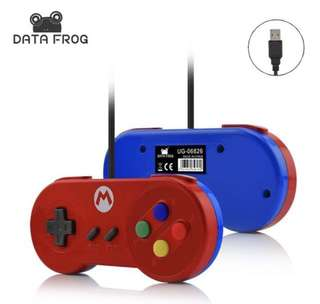 Data frog - SFC/SNES USB controller (pc use)