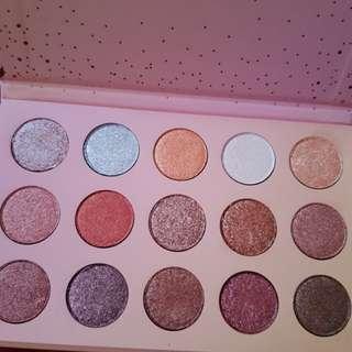 Colourpop palettes