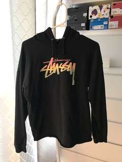 STUSSY black sweater
