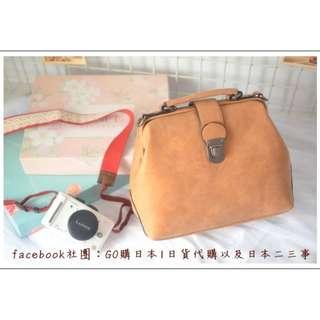【🎉新品上市優惠價🎉】💕韓系復古磨砂醫生包/貝殼包/手提包/側背包/兩用包💕-三色現貨發售中✨✨✨