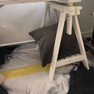 Ikea adjustable sawhorse legs (2)